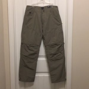 Kuhl Liberator Stealth Convertible Pants  34 x 30